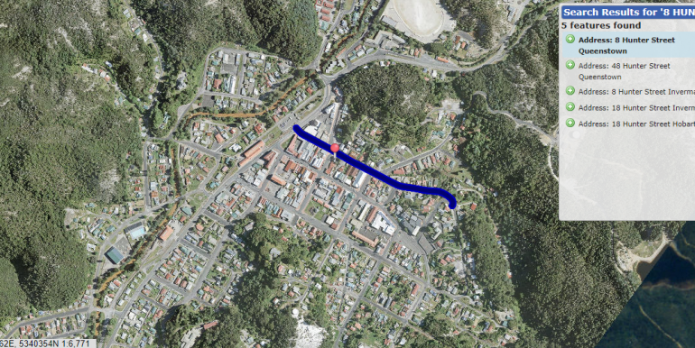 8 Hunter Street, Queenstown, Tasmania