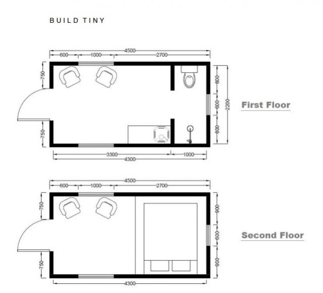 Clarice Floor plan 2